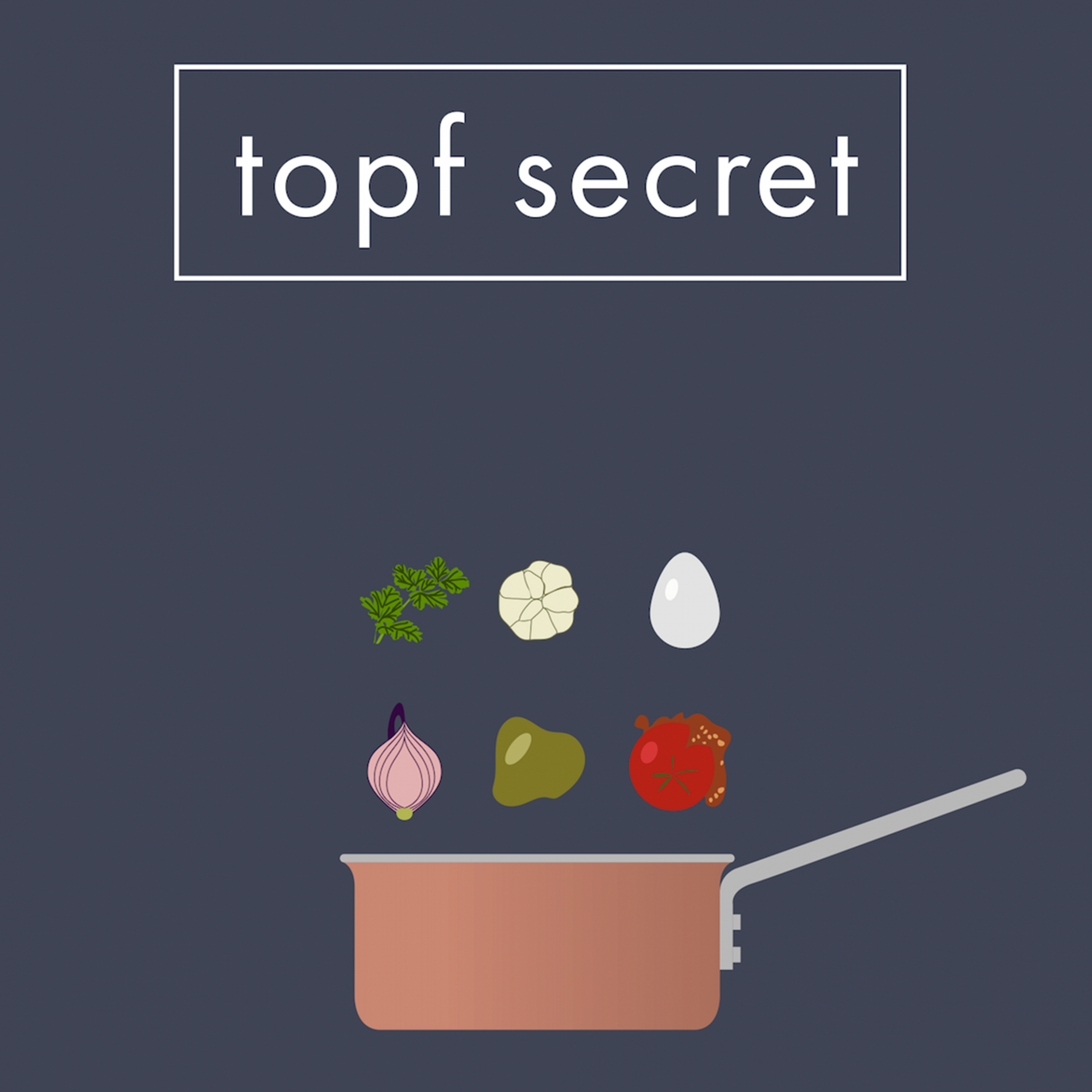 Topf Secret – The Cookbook